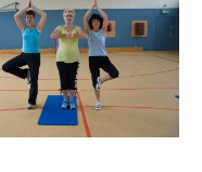 Rock´n Roll-Yoga-Aerobic-Kurs