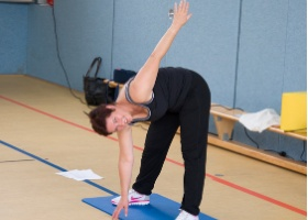 Rock´n Roll - Yoga - Aerobic - Kurs